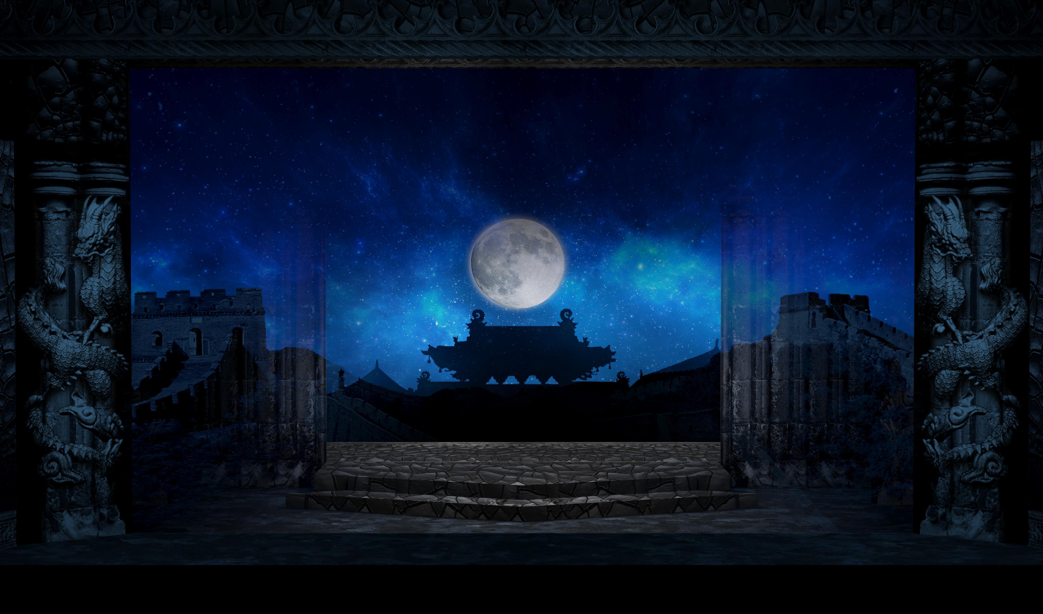 Decorado Turandot