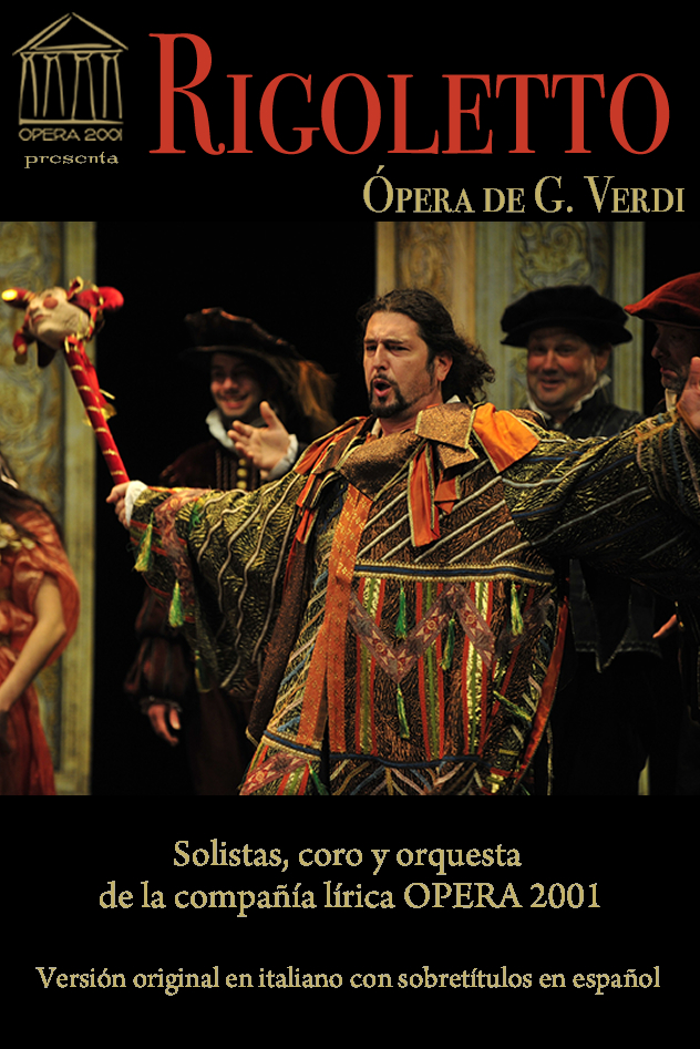 Opera in three acts by Giuseppe Verdi