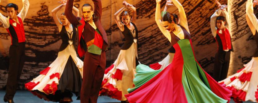 Poker Flamenco & Cautivos del Destino