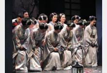 Foto Madama  Butterfly - Producción OPERA 2001
