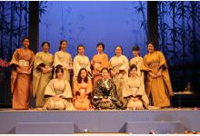 Foto Madama  Butterfly - Producción 2015 OPERA 2001