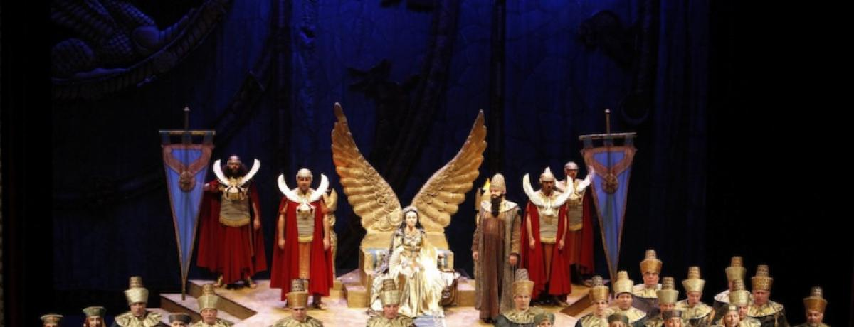Foto Nabucco 2013 - Producción OPERA 2001